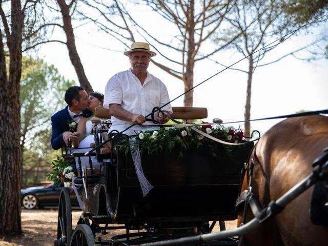 Le mariage de Jean Michel et Lucie à Tourbes, Hérault 32