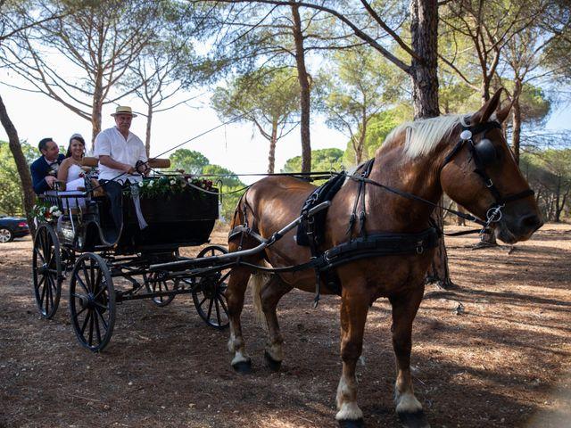 Le mariage de Jean Michel et Lucie à Tourbes, Hérault 33
