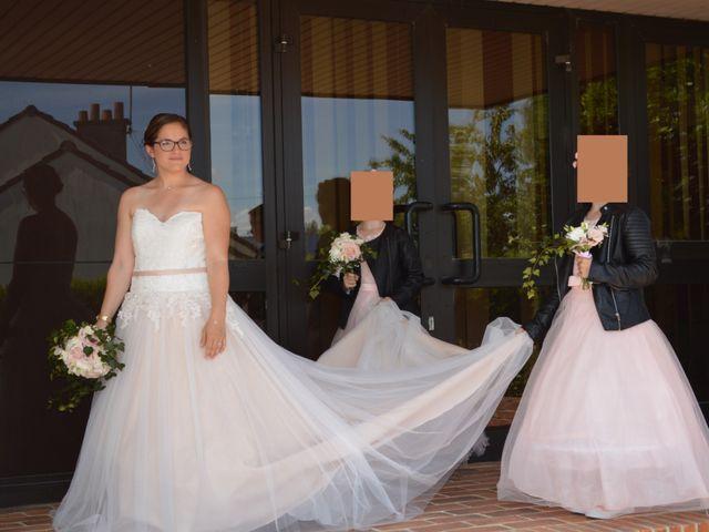 Le mariage de Thomas et Elodie à Gien, Loiret 1