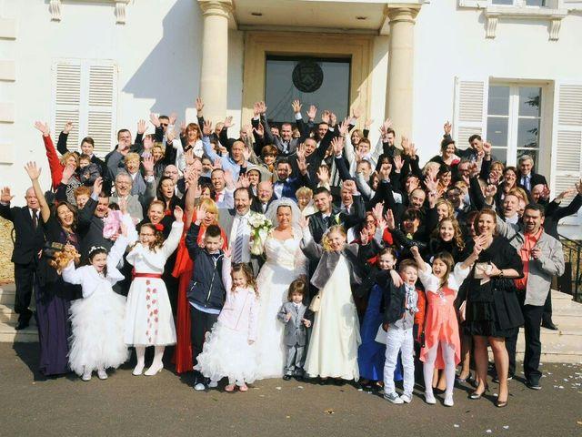 Le mariage de Mike  et Jennifer  à Brie-Comte-Robert, Seine-et-Marne 9