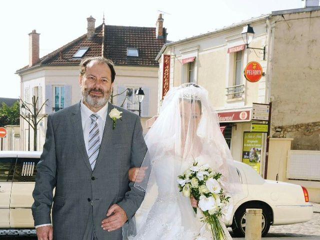 Le mariage de Mike  et Jennifer  à Brie-Comte-Robert, Seine-et-Marne 11
