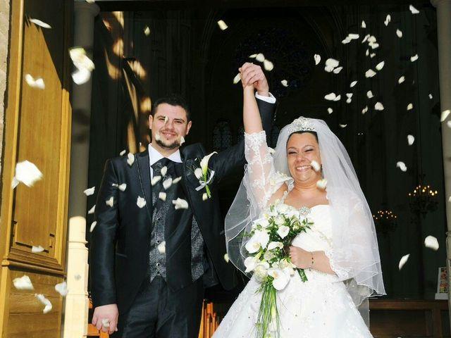 Le mariage de Mike  et Jennifer  à Brie-Comte-Robert, Seine-et-Marne 17