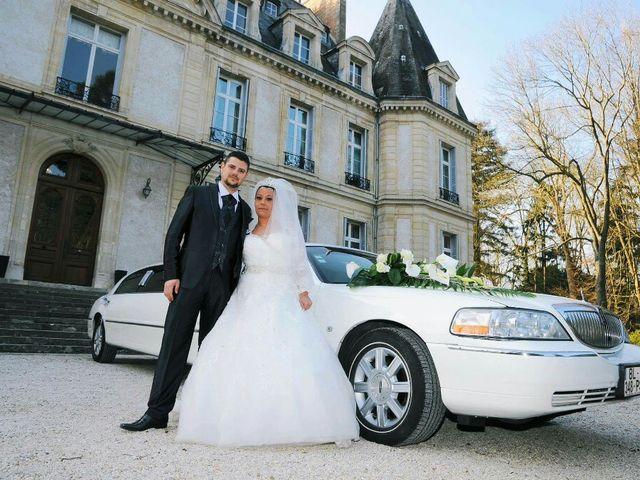 Le mariage de Mike  et Jennifer  à Brie-Comte-Robert, Seine-et-Marne 20