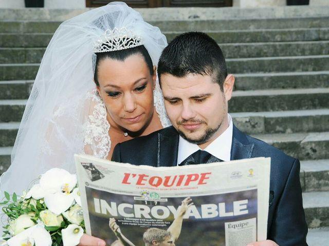 Le mariage de Mike  et Jennifer  à Brie-Comte-Robert, Seine-et-Marne 23