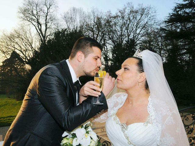 Le mariage de Mike  et Jennifer  à Brie-Comte-Robert, Seine-et-Marne 30