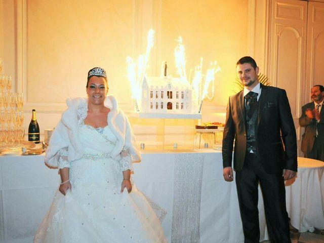 Le mariage de Mike  et Jennifer  à Brie-Comte-Robert, Seine-et-Marne 35