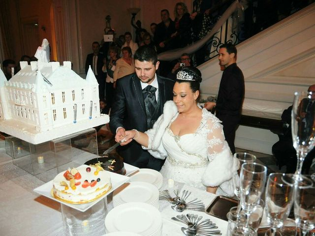 Le mariage de Mike  et Jennifer  à Brie-Comte-Robert, Seine-et-Marne 38