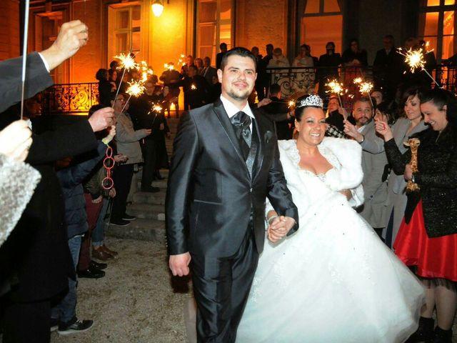 Le mariage de Mike  et Jennifer  à Brie-Comte-Robert, Seine-et-Marne 39