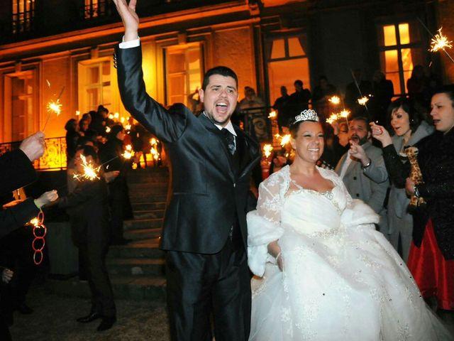 Le mariage de Mike  et Jennifer  à Brie-Comte-Robert, Seine-et-Marne 40