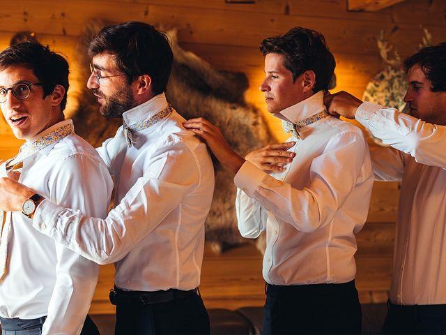 Le mariage de Nicolas et Alice à Les Déserts, Savoie 7