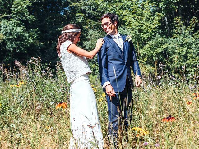 Le mariage de Nicolas et Alice à Les Déserts, Savoie 13