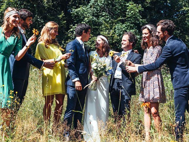 Le mariage de Nicolas et Alice à Les Déserts, Savoie 14