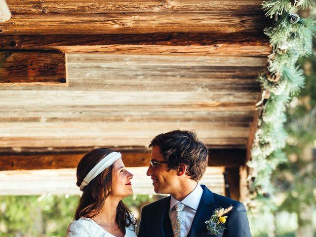 Le mariage de Nicolas et Alice à Les Déserts, Savoie 16