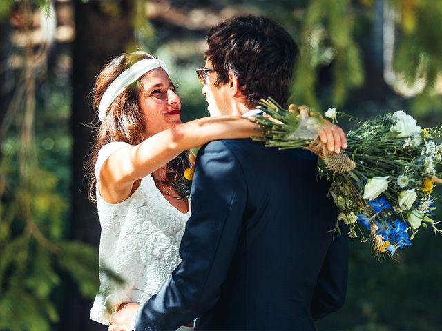 Le mariage de Nicolas et Alice à Les Déserts, Savoie 17