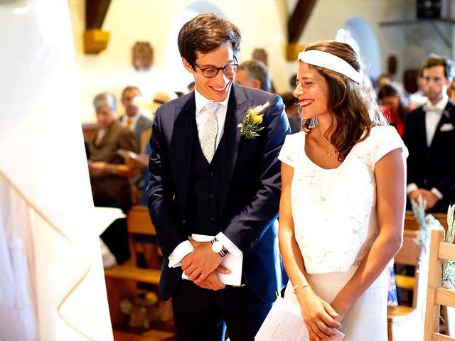 Le mariage de Nicolas et Alice à Les Déserts, Savoie 21