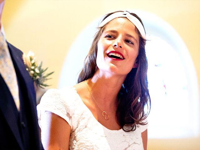 Le mariage de Nicolas et Alice à Les Déserts, Savoie 23