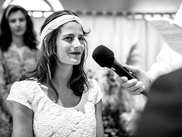 Le mariage de Nicolas et Alice à Les Déserts, Savoie 24