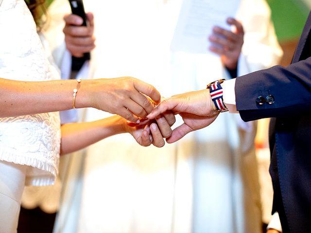 Le mariage de Nicolas et Alice à Les Déserts, Savoie 25