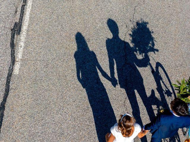 Le mariage de Nicolas et Alice à Les Déserts, Savoie 27