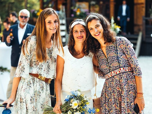 Le mariage de Nicolas et Alice à Les Déserts, Savoie 31