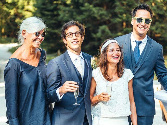 Le mariage de Nicolas et Alice à Les Déserts, Savoie 32