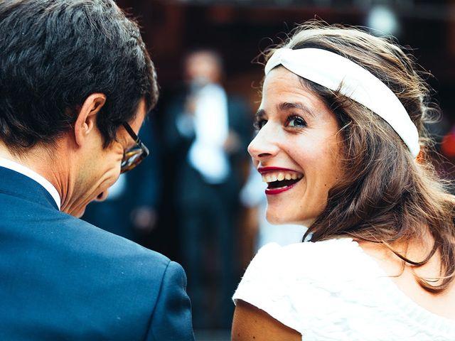 Le mariage de Nicolas et Alice à Les Déserts, Savoie 44