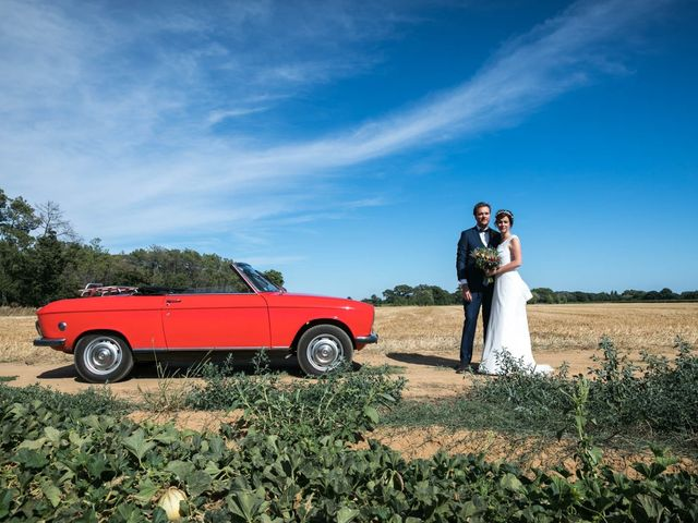 Le mariage de Clément et Prisca à Béziers, Hérault 45