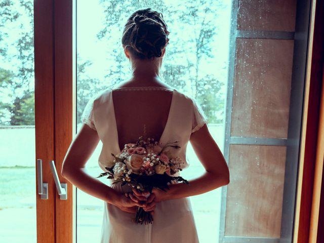 Le mariage de Jeremy et Audrey à Maxent, Ille et Vilaine 3