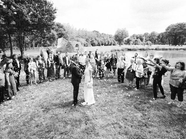 Le mariage de Jeremy et Audrey à Maxent, Ille et Vilaine 6