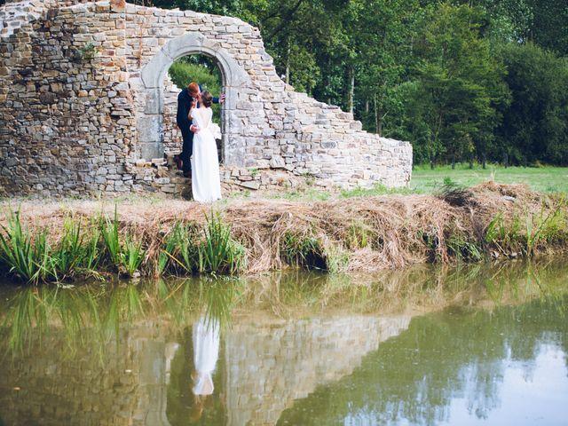 Le mariage de Jeremy et Audrey à Maxent, Ille et Vilaine 8