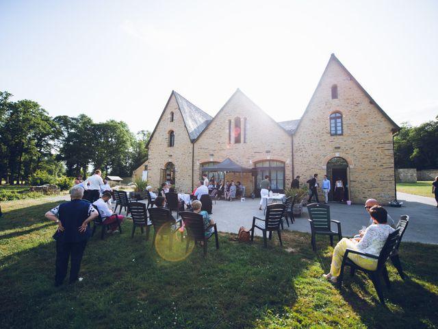 Le mariage de Jeremy et Audrey à Maxent, Ille et Vilaine 10