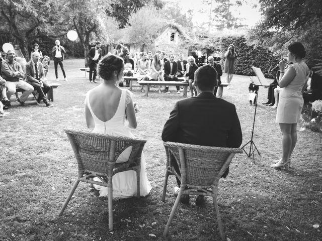 Le mariage de Hugo et Laurie à Villandry, Indre-et-Loire 35