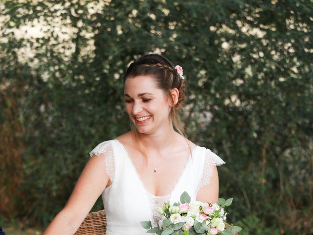 Le mariage de Hugo et Laurie à Villandry, Indre-et-Loire 36