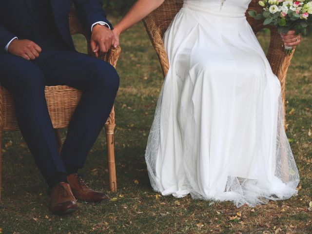 Le mariage de Hugo et Laurie à Villandry, Indre-et-Loire 37