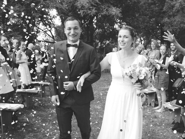 Le mariage de Hugo et Laurie à Villandry, Indre-et-Loire 46