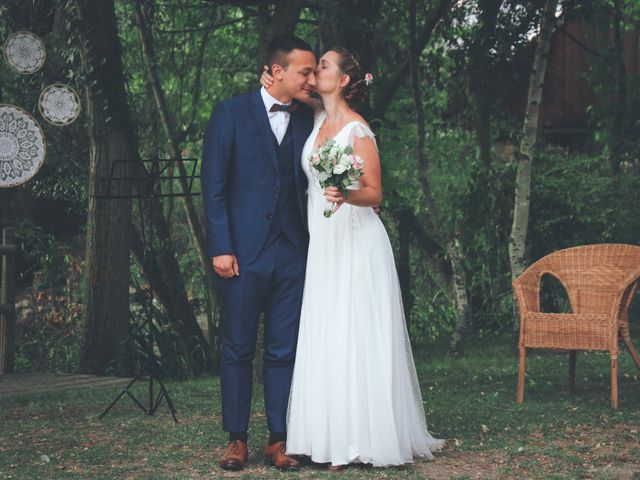 Le mariage de Laurie et Hugo