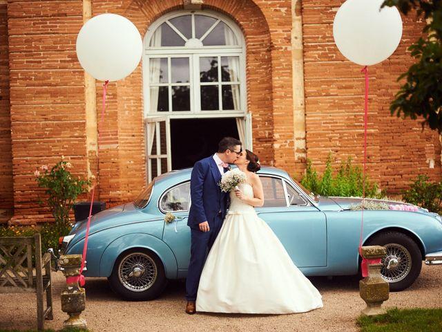 Le mariage de Steve et Lise à Toulouse, Haute-Garonne 8
