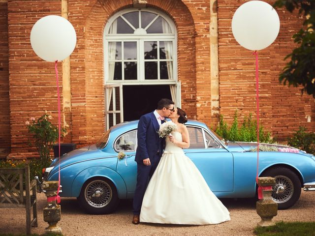 Le mariage de Steve et Lise à Toulouse, Haute-Garonne 1