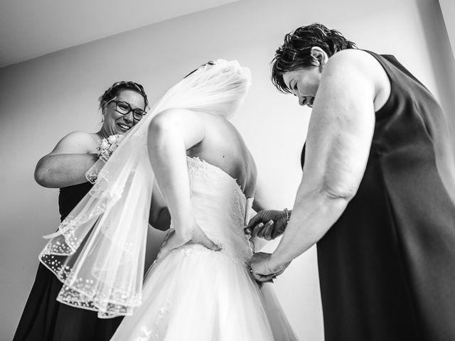 Le mariage de Yannick et Céline à Reignier, Haute-Savoie 9