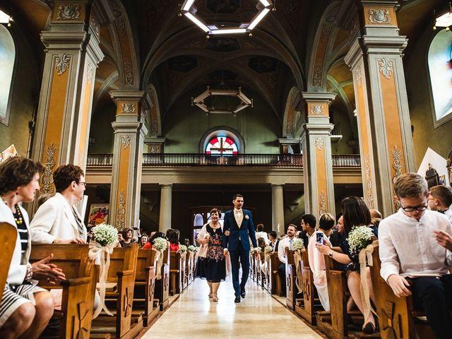 Le mariage de Yannick et Céline à Reignier, Haute-Savoie 11