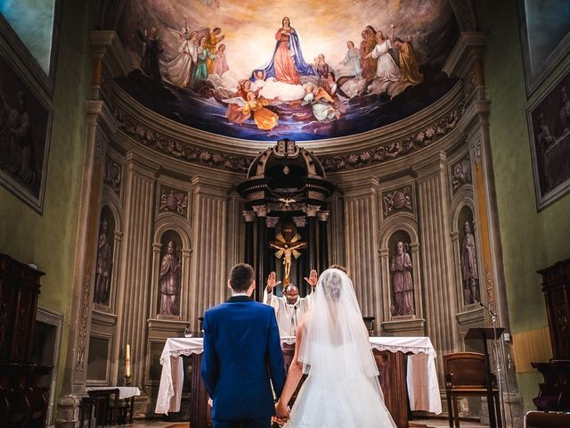 Le mariage de Yannick et Céline à Reignier, Haute-Savoie 14