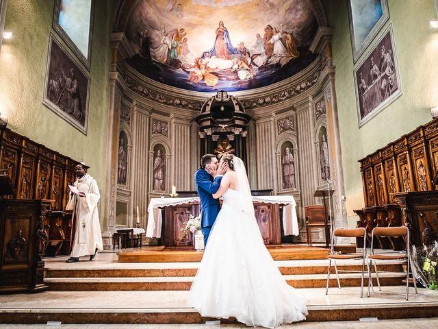 Le mariage de Yannick et Céline à Reignier, Haute-Savoie 15