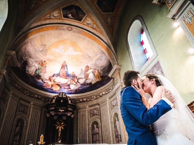Le mariage de Yannick et Céline à Reignier, Haute-Savoie 16