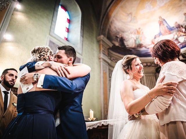 Le mariage de Yannick et Céline à Reignier, Haute-Savoie 19