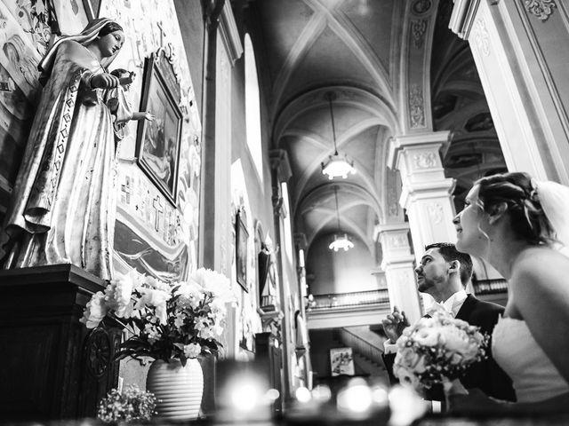 Le mariage de Yannick et Céline à Reignier, Haute-Savoie 22