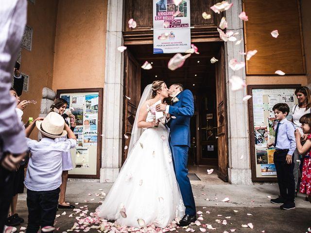 Le mariage de Yannick et Céline à Reignier, Haute-Savoie 23