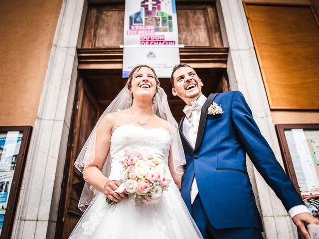 Le mariage de Yannick et Céline à Reignier, Haute-Savoie 24