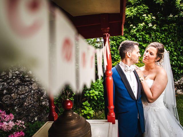 Le mariage de Yannick et Céline à Reignier, Haute-Savoie 30