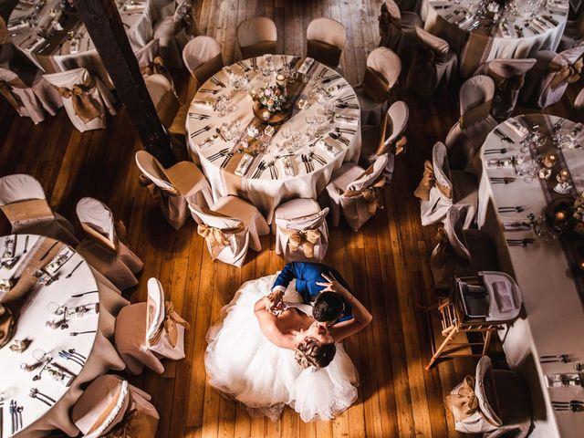 Le mariage de Céline et Yannick
