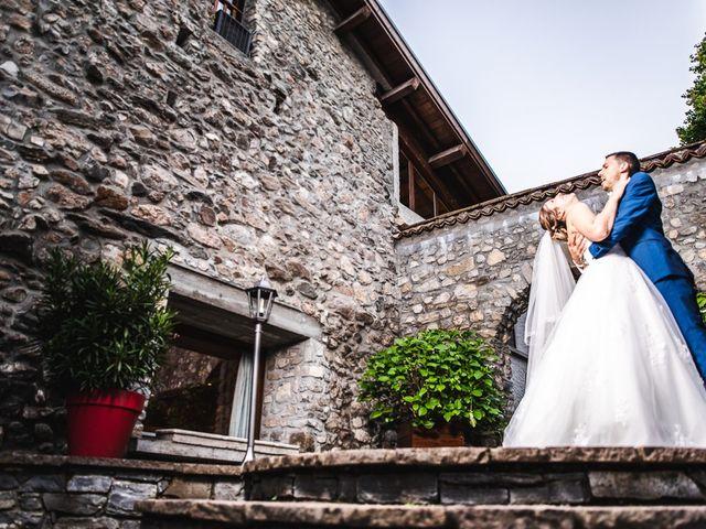 Le mariage de Yannick et Céline à Reignier, Haute-Savoie 32